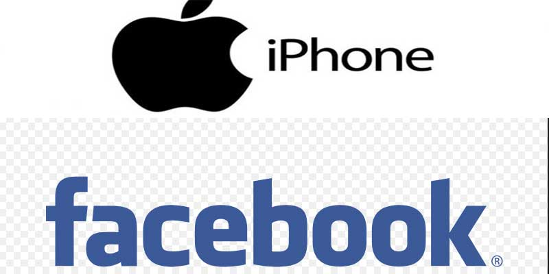 Iphone-Vs-Facebook
