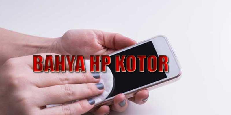 Smartphone-kotor