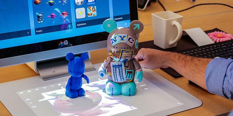 Creative-Desktop-Dengan-Touch-Mat