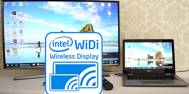Wireless-display